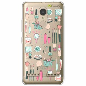 Capa para Lenovo Vibe K6 - Make Up