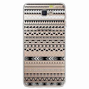 Capa para Samsung J7 PRIME - Maori Branca