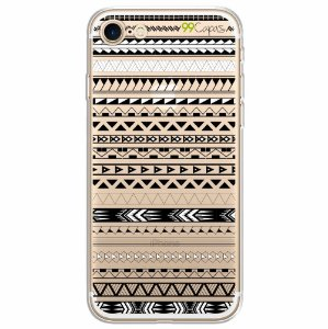 Capa para iPhone 7 - Maori Branca