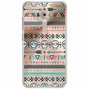 Capa para Asus Zenfone 3 - 5.5 Polegadas - Tribal
