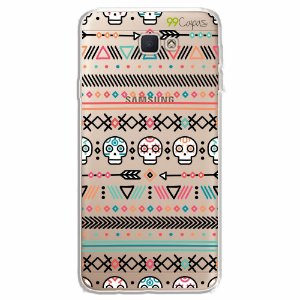 Capa para Samsung J7 PRIME - Tribal