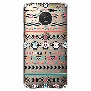 Capa para Moto G5 - Tribal
