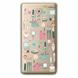 Capa para Lenovo K6 Plus - Make Up