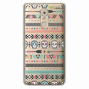 Capa para Lenovo Vibe K6 Plus - Tribal