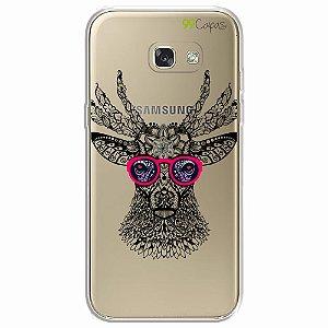 Capa para Samsung Galaxy A5 2017 - Alce Hipster