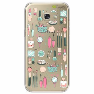 Capa para Galaxy A5 2017 - Make Up