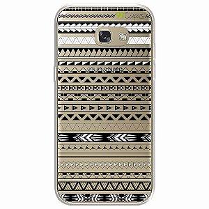 Capa para Galaxy A5 2017 - Maori Branca