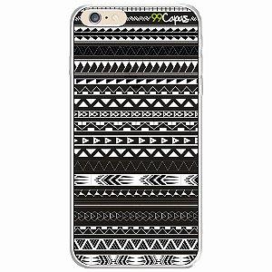 Capa para iPhone 6 e 6s - Maori Preta