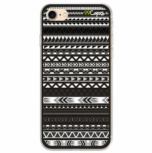 Capa para Iphone 7 - Maori Preta
