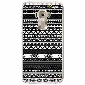 Capa para Asus Zenfone 3 - 5.2 Polegadas - Maori Preta