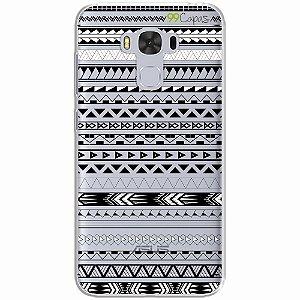 Capa para Asus Zenfone 3 Max - 5.5 Polegadas - Maori Branca