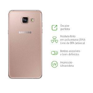 Capa Transparente para Samsung Galaxy A5 2017