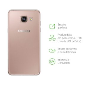 Capa Transparente para Galaxy A5 2017