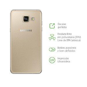Capa Transparente para Samsung Galaxy A7 2017