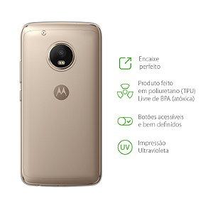 Capa Transparente para Moto G5 Plus