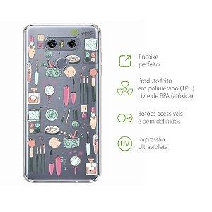 Capa para LG G6 - Makeup