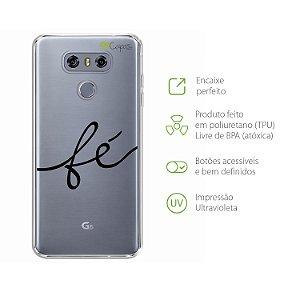 Capa para LG G6 - Fé