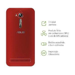 Capa para Asus Zenfone GO Mini - Transparente