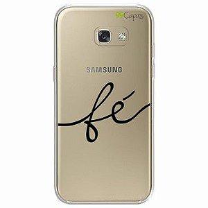 Capa para Samsung Galaxy A7 2017 - Fé
