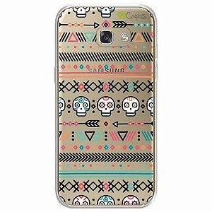 Capa para Samsung Galaxy A7 2017 - Tribal