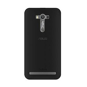 Capa Fumê para Asus Zenfone 2 Laser 5.5 {Semi-transparente}