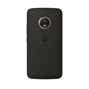 Capa Fumê para Moto G5 Plus {Semi-transparente}