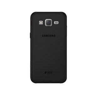 Capa Fumê para Samsung Galaxy J3 {Semi-transparente}