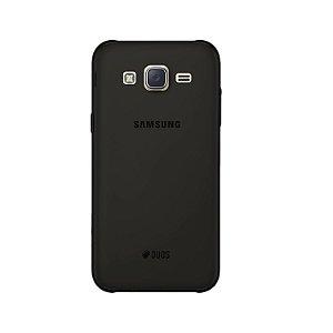 Capa Fumê para Samsung Galaxy J5 {Semi-transparente}