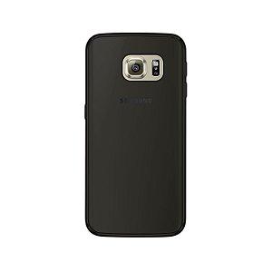 Capa Fumê para Galaxy S6 Edge {Semi-transparente}