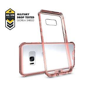 Capa Ultra Slim Air Rosa para Samsung Galaxy S8 Plus - GORILA SHIELD