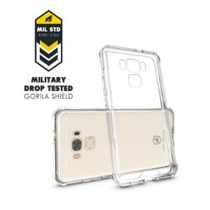 Capa Ultra Clear para Asus Zenfone 3 5.5 - GORILA SHIELD