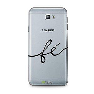 Capa para Samsung Galaxy J5 - Fé