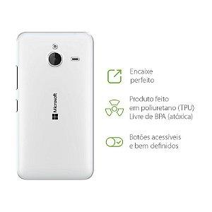 Capa Transparente para Microsoft Lumia 630