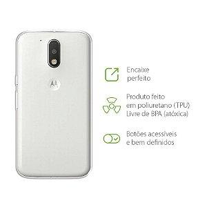 Capa Transparente para Moto X Play