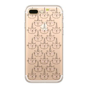 Capa para iPhone 7 Plus - Catcorn