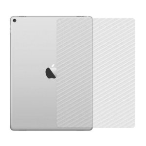 Película de Fibra de Carbono Traseira Transparente para - Apple iPad Air - 99capas
