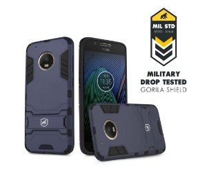 Capa Armor para Moto G5S Plus - Gorila Shield