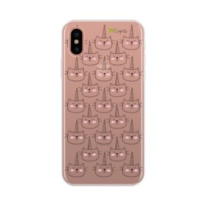 Capa para Apple iPhone X - Catcorn