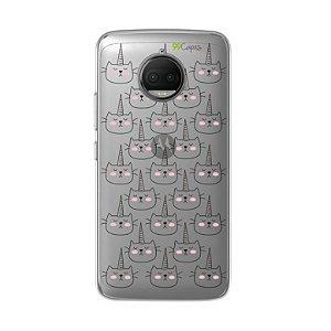 Capa para Moto G5S Plus - Catcorn