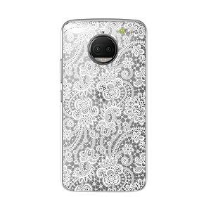 Capa para Motorola Moto G5S Plus - Rendada