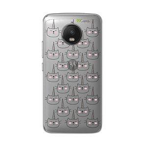 Capa para Motorola Moto G5S - Catcorn