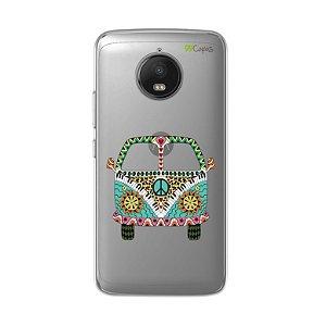 Capa para Motorola Moto G5S - Kombi