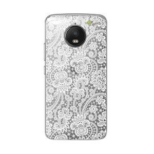 Capa para Motorola Moto G5S - Rendada