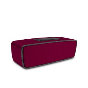 Caixa de Som Speakers Vermelho
