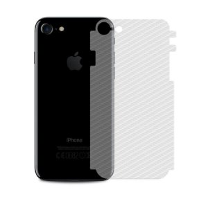 Película Traseira de Fibra de Carbono Transparente para Apple IPhone 8 Plus - 99capas