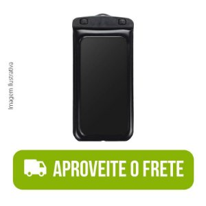 Capa a prova d' água para iphone 8 Plus