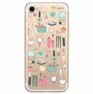 Capa para Iphone 7/8 Plus - Make Up