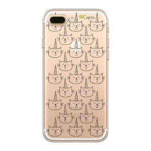 Capa para iPhone 8 Plus - Catcorn