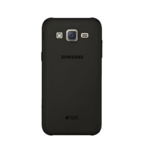 Capa para Galaxy J7 Neo - Fumê {Semi-Transparente}