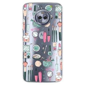 Capa para Moto X4 - Make up